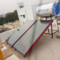 FPC WATER HEATER